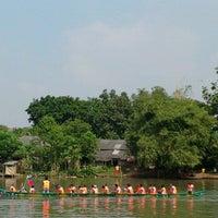 Photo taken at Bubur Ayam Pasar Lama by Alex L. on 6/24/2012