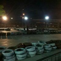 Photo taken at GKI Kart by Felipe M. on 2/9/2012
