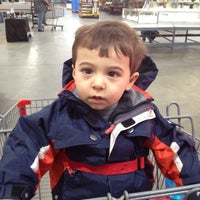 Photo taken at BJ's Wholesale Club by Jaclyn A. on 3/2/2012