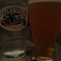 Photo taken at Golden Valley Brewery by Rachel on 9/8/2012