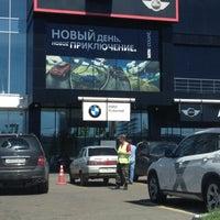 Photo taken at Авилон BMW by Surik _. on 6/17/2012