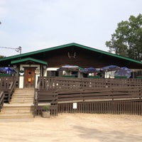 Photo taken at Gasthaus Bavarian Hunter by Betty M. on 5/27/2012