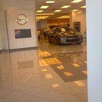Photo taken at Ramsey Nissan by Aly L. on 4/6/2012
