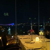 Photo taken at Topaz Restaurant by Adem U. on 3/19/2012