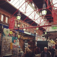 Photo taken at George's Street Arcade Market by Wojciech Jerzy W. on 6/15/2012