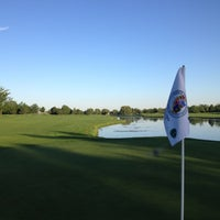 Photo taken at BanBury Golf Course by Marcus M. on 7/26/2012