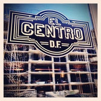 Photo taken at El Centro D.F. 14th Street by Lisa B. on 3/10/2012