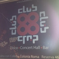 Photo taken at Club 88 by Grecia M. on 7/29/2012