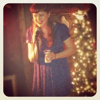 Photo taken at Santa's Pub by Brian H. on 2/4/2012