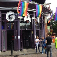 Photo taken at G-A-Y by Chris T. on 8/26/2012