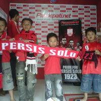 Photo taken at Pasoepati Net Store by VN on 2/18/2012