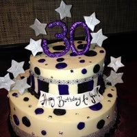 Photo taken at Delish Cakes by Michelle B. on 4/21/2012