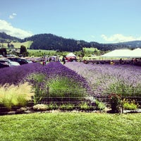 Photo taken at Hood River Lavender by PDX P. on 7/21/2012