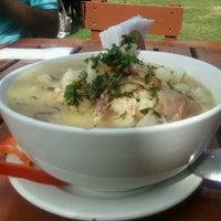 Photo taken at Restaurante Campestre el tinajon by Alfonso D. on 5/27/2012