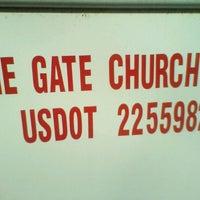 Photo taken at Gate bus by Michael J. W. on 3/6/2012