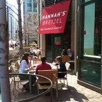 Photo taken at Hannah's Bretzel by SCOTT P. on 3/14/2012