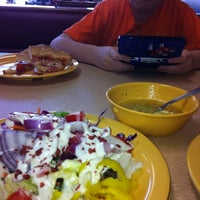 Photo taken at Cicis by Joe S. on 3/24/2012