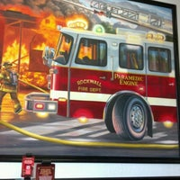 Photo taken at Firehouse Subs by Melissa S. on 8/21/2012