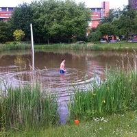 Photo taken at Aston Triangle Lakeside by Masha N. on 6/10/2012