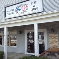 Photo taken at Chatham Fish and Lobster by Martin T. on 4/15/2012