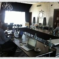 Photo taken at Hilton Milan by Alex F. on 6/26/2012