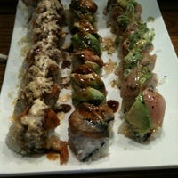Photo taken at Sushi Yun by L A F H. on 8/1/2012