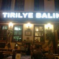 8/7/2012 tarihinde Selmin Y.ziyaretçi tarafından Tirilye Balık Restorant'de çekilen fotoğraf