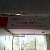 Photo taken at Inspeccion del trabajo Puente Alto by sebastian s. on 3/13/2012