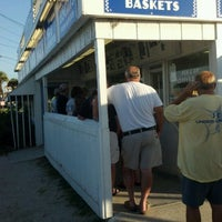 Photo taken at Thomas Donut & Snack Shop by Matt E. on 7/15/2012