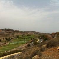 Photo taken at Salobre Golf by Jesus A. on 7/23/2012