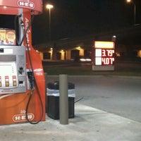 Photo taken at H-E-B Gas by Robert E. on 4/10/2012