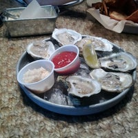 Photo taken at The Big Ketch Saltwater Grill by Yeeun T. on 5/12/2012