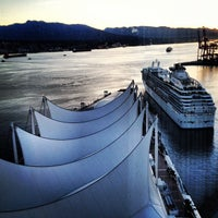 Photo taken at Pan Pacific Vancouver by Keith B. on 9/12/2012