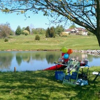 Photo taken at Cress Creek Golf & Country Club by Tacy J. on 4/16/2012