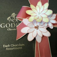 Photo taken at Godiva Chocolatier by German S. on 4/2/2012