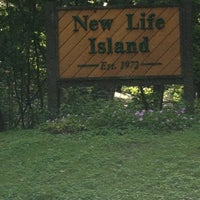 Photo taken at New Life Island by Ed C. on 8/18/2012