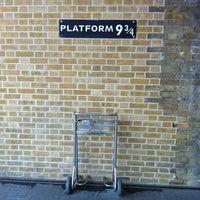 Photo taken at Platform 9¾ by  ℋumorous on 5/22/2012
