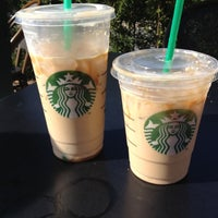 Photo taken at Starbucks by Shelby L. on 3/17/2012