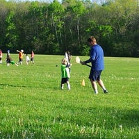 Photo taken at MHC Hurling Pitch by Christianne G. on 5/10/2012