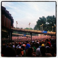 Photo taken at Saratoga Performing Arts Center by Kelly on 7/7/2012