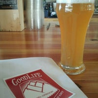 Photo taken at GoodLife Brewing by Cari-loo S. on 9/13/2012