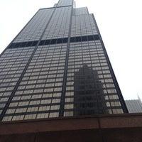 Photo taken at Metropolitan Club Of Chicago by Matt L. on 5/1/2012
