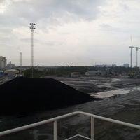 Photo taken at Outokumpu Tornio Works by Oleg S. on 7/30/2012