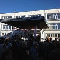 Photo taken at Гимназия №23 by Юрий Б. on 9/1/2012