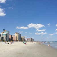 Photo taken at Myrtle Beach, SC by Ben B. on 6/3/2012