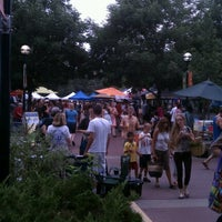 Photo taken at Boulder Farmers' Market by Lyndsay L. on 7/19/2012