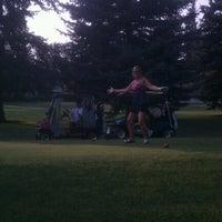 Photo taken at Avondale Golf Club by Jeremy W. on 8/27/2012