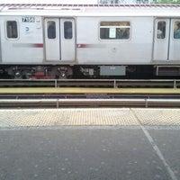 Photo taken at MTA Subway - 167th St (4) by Arlene on 5/2/2012