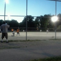 Photo taken at David H. Shepherd Park by Ed S. on 6/21/2012
