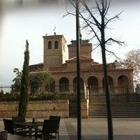 Photo taken at Trattoria Piccolo Mio by Jose B. on 3/3/2012